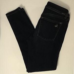 DL1961 Emma Leggings Skinny Denim Jeans Concord 28